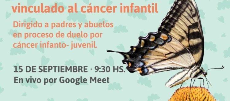 Taller para familias en duelo vinculado al cancer infantil